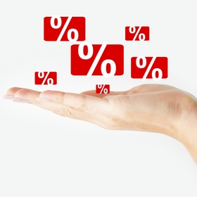 Как учитывается ежегодное 5-% ограничение для списания процентов в следующих отчетных периодах