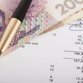 Наличность, выданная как разменная монета, не считается подотчетными средствами