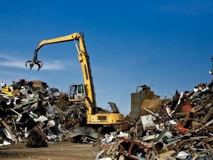 Повышенная экспортная пошлина на металлолом продлена на два года
