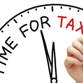 Истекает срок представления налоговой отчетности за август